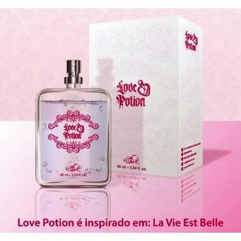 Deo Colônia Love Potion 90ml