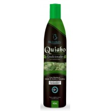 12 Condicionadores 400ml - QUIABO