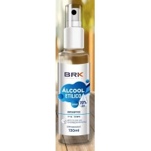 Álcool Etílico 70% Spray - 130ml