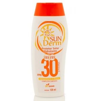 Protetor Solar Hidratante UVA/UVB FPS 30 120ml