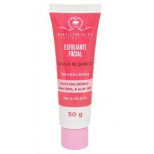Esfoliante Facial Cristais de Quartzo 50g