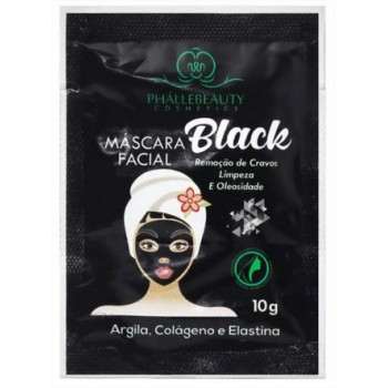 Máscara Facial Black (Saché) 10g