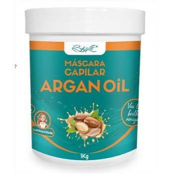 Mascara Capilar ARGAN OIL 1kg