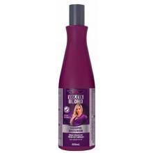 12 Shampoos MATIZADOR Violeta Blond - 400ml