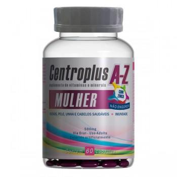 CentroPlus AZ Mulher - 60 cps