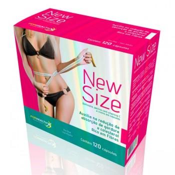 New Size Lipo Redutor - 120 cps