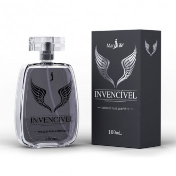 Perfume Invencível 100ml