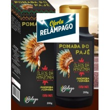 Pomada massageadora do Pajé extra forte 200g