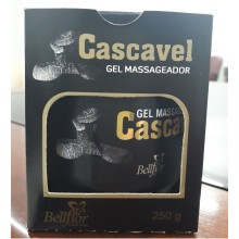 Gel Massageador Cascavel 250g