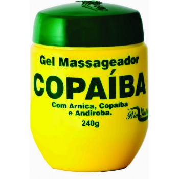 Gel Massageador COPAIBA Bio  240g