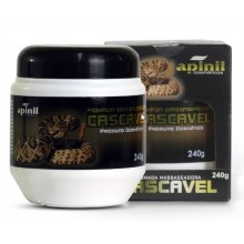 Gel Massageador Cascavel Apinil - 240g