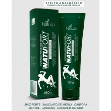 Pomada Massageadora NATUFORT 150g