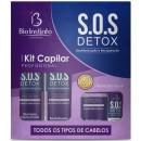 Kit Capilar SOS Detox