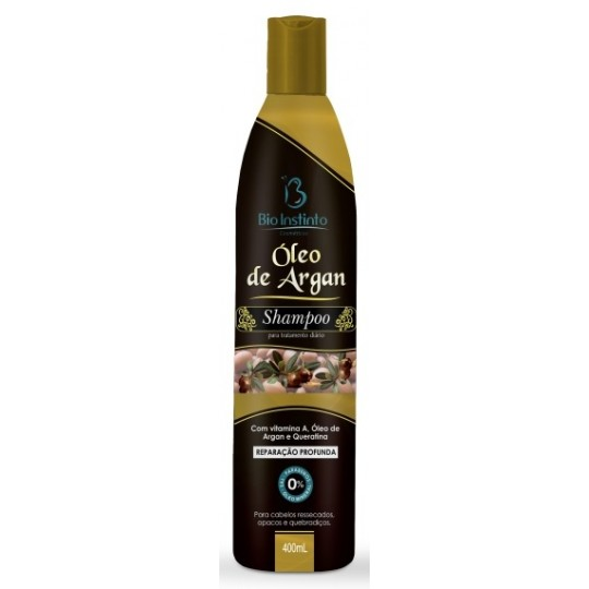 12 Shampoos 400ml - ARGAN