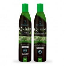 (COMBO) 06 Shampoos + 06 Condicionadores 400ml - QUIABO