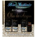 Kit Capilar ÓLEO DE ARGAN (Bio Instinto)