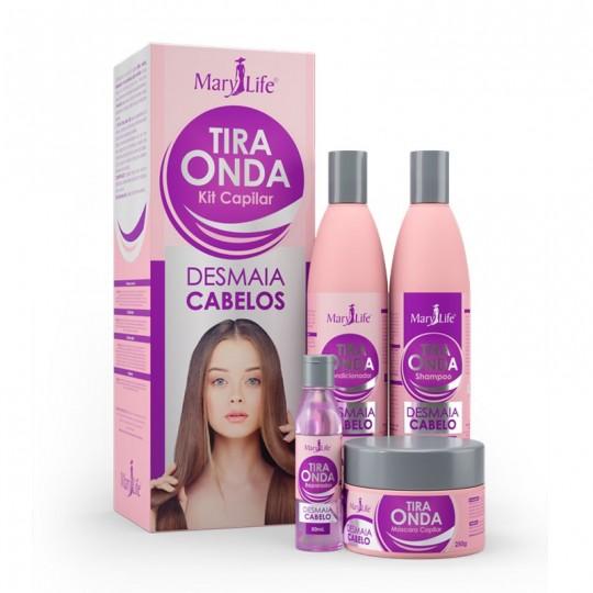 Kit Capilar TIRA ONDA (Desmaia Cabelo)