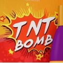 Mascara Capilar TNT BOMB 250g