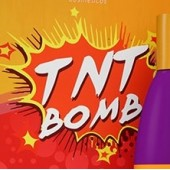 (Caixa Fechada) 12 Condicionadores TNT BOMB - 400ml