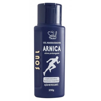 Gel Massageador ARNICA Soul 200g