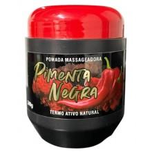 Pomada Massageadora Pimenta Negra Soul - 240g